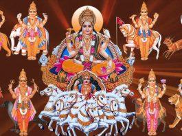 Nava graha Pooja Telugu story book for kids