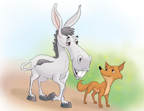 telugu katha fox donkey PDF