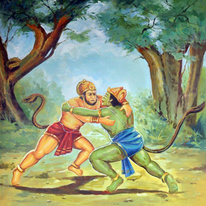 Vachana ramayanam – Kishkinda kanda in telugu PDF