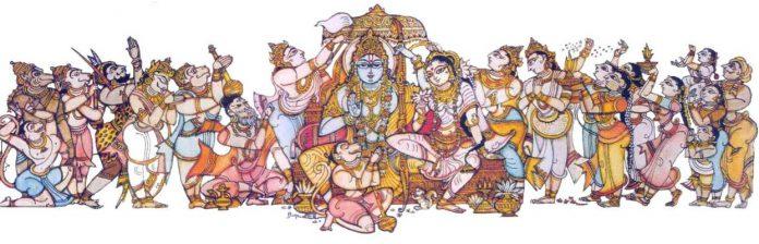 Samkshepa valmiki ramayanam Telugu PDF