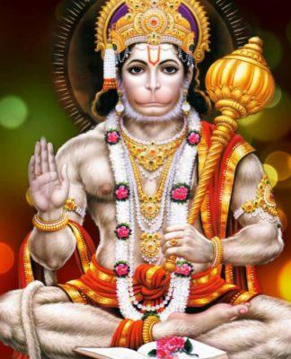 anjaneya Sahasranamam Telugu PDF