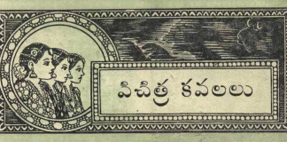 Vichitra kavalalu telugu novel