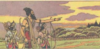 Chandamama ramayanam