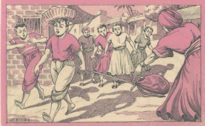 Chanadamama kathalu Gundu bheemanna