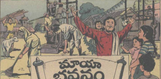 maya bhavanam telugu serial novel